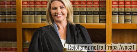 La prépa CRFPA estivale : se préparer au concours d'avocat
