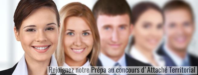 Préparation à distance aux concours d'attaché territorial (Toulouse, Paris, Lyon, Bordeaux)