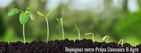 Prépa concours B BIO agro (Toulouse, Lyon et Bordeaux)