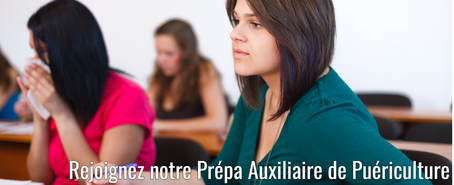 Préparation Auxiliaire de Puériculture (Toulouse, Paris, Lyon, Bordeaux)